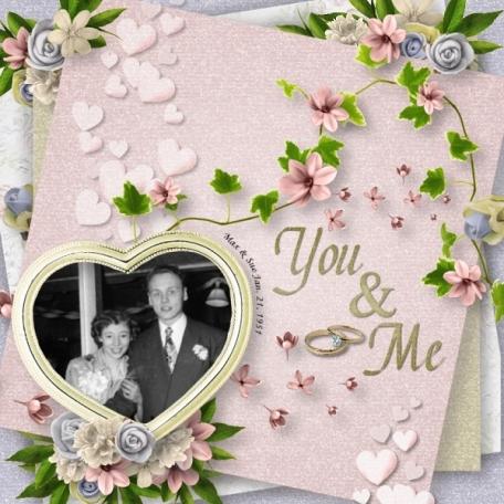Wedding Bells Max & Sue