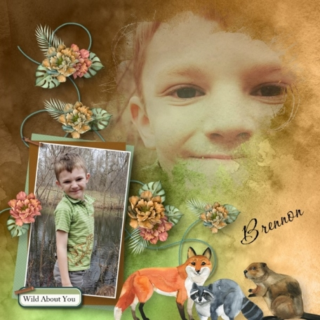 Animal Adventure Brennon