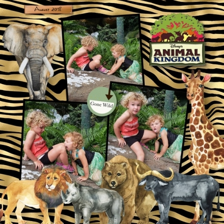 Animal Adventure Disney
