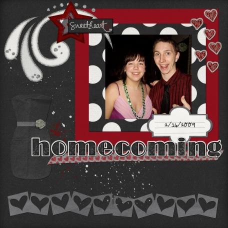 Homecoming 2009