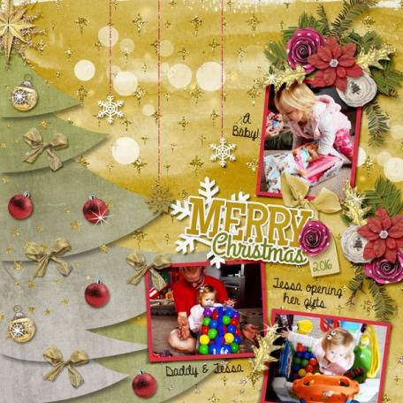 Tessa's Christmas