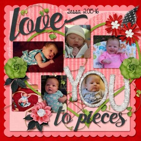 Baby Tessa