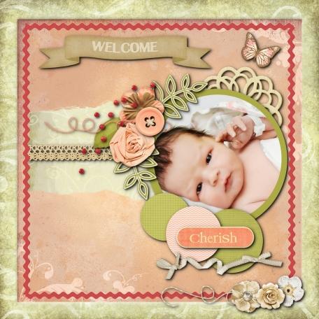 Welcome Baby Mason