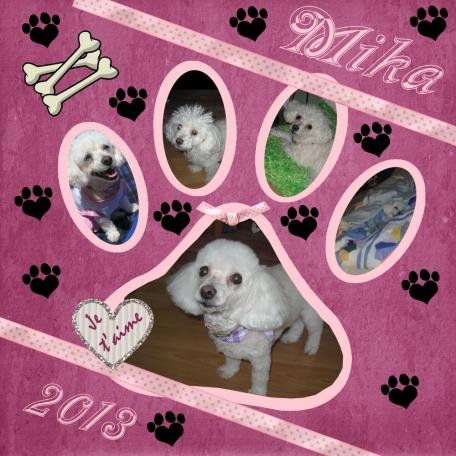 Mika my dog