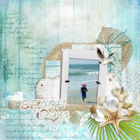 Beach days (Beach Summer Joy)
