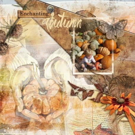 Enchanting Autumn (Autumn Blues)