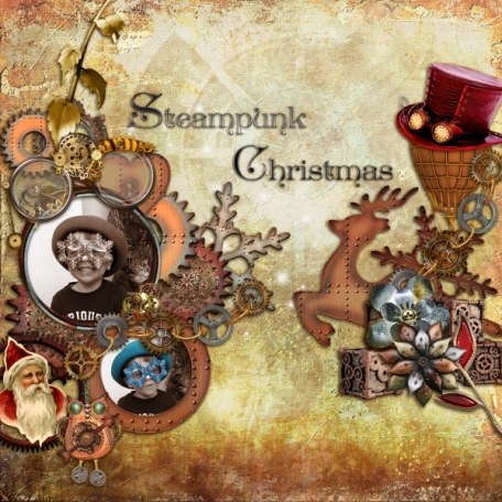Steampunk Xmas