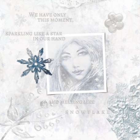 Snowflake (Enchanting Winter)