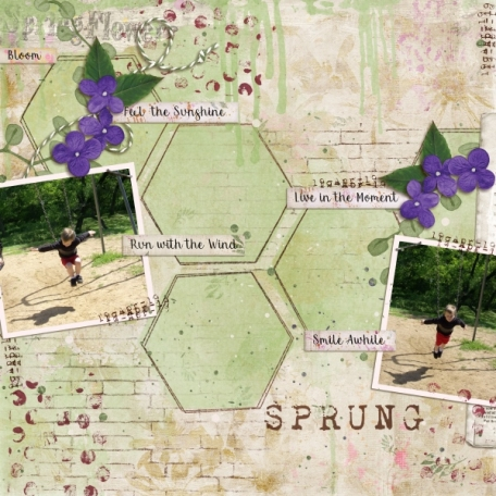 Sprung (The Artist in You)