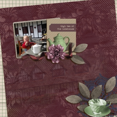 High Tea at The Lakehouse (Out of Time)