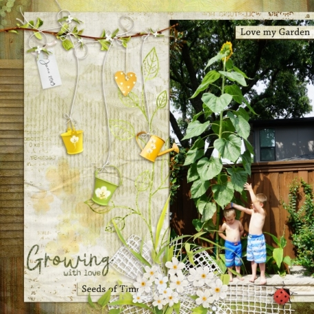 Growing with love (Garden Time)