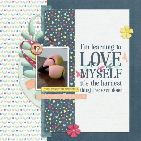 Learning to love myself (Self-Love)