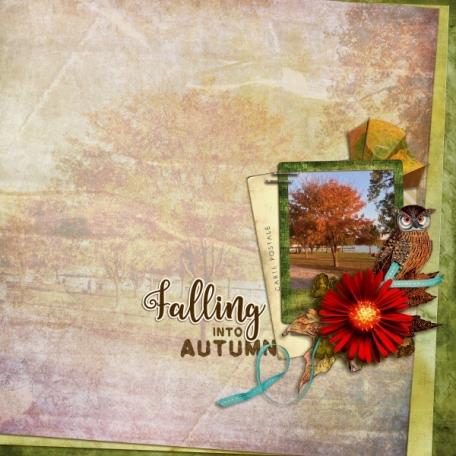 Falling into Autumn (Autumn Time)