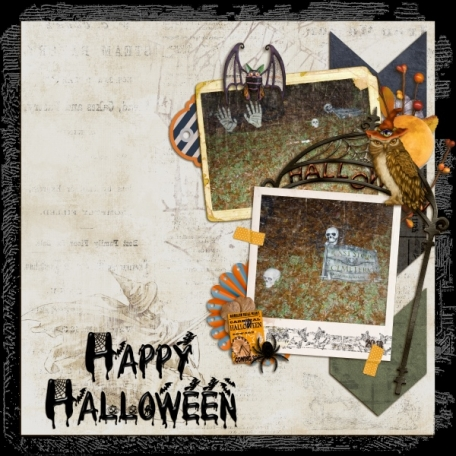 Happy Halloween (Halloween Carnival)