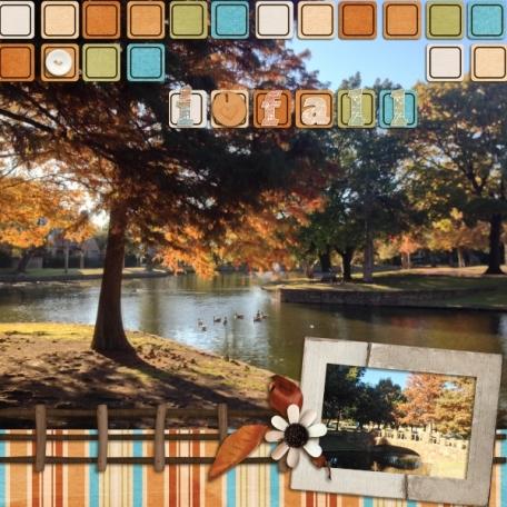 I love Fall (Fall into Autumn)
