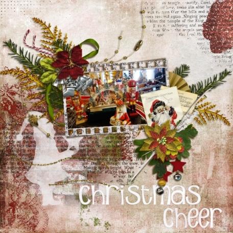 Christmas Cheer (Christmas Wishes)