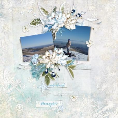 Winter wonderland Winter magic (Hello Winter)