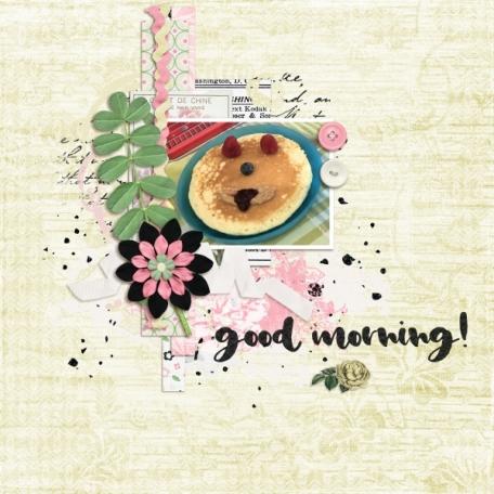 Good morning (Seeds and sunshine)