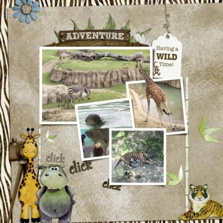 Adventure (Into the wild)