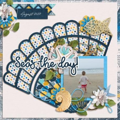 Seas the day (Sea & Sky)