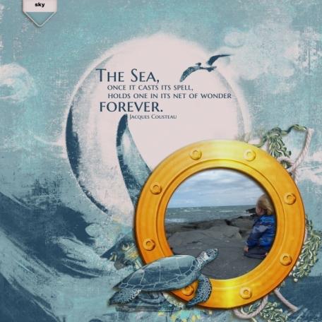 The sea (Sea & Sky)