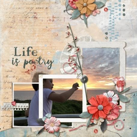 Life is poetry (Sweet poetry)