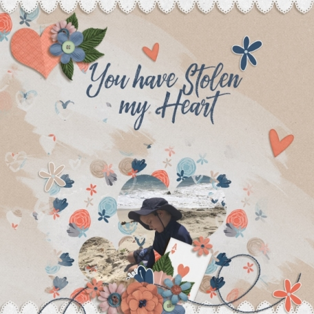 You stole my heart (Kindness Counts)