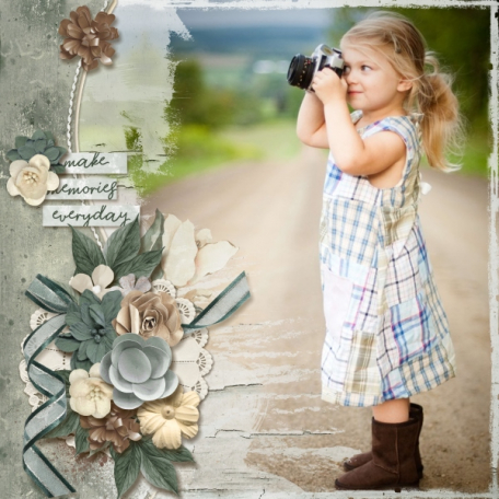 Make memories everyday (Growing memories)