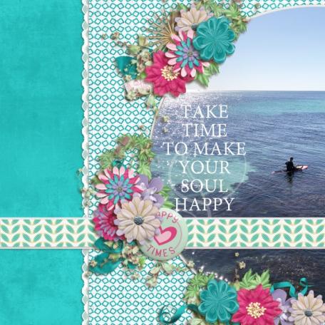 Make your soul happy (Happy Soul)