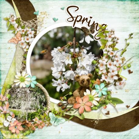 Spring (Teddy Bear Dreams)