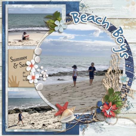 Beach Boys (Summer Sands)