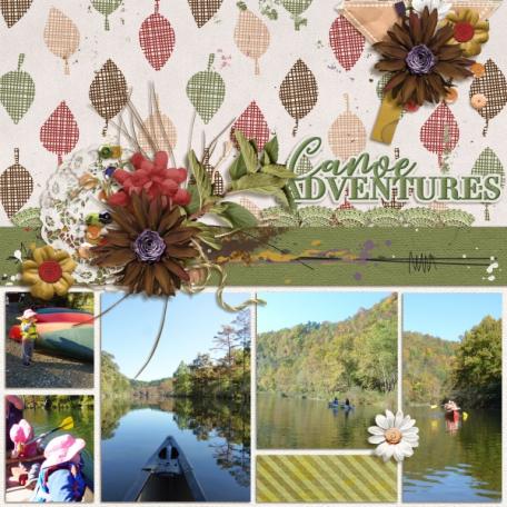Canoe Adventures (Serenade)