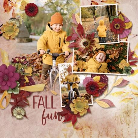 Fall fun (Falling for you)