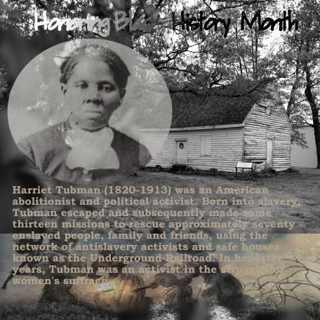 Harriet Tubman Black History Month
