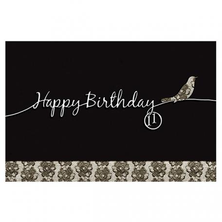 Birthday Card for Imogen