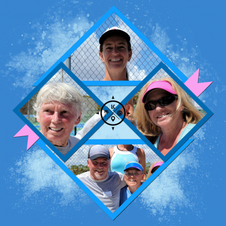 Lucy Kitcher Pickleball Clinic