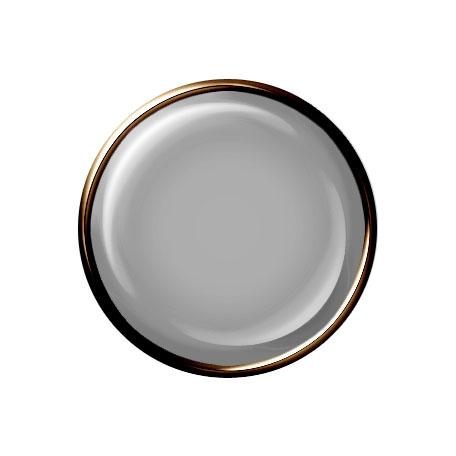 Brad Set #2 - Large Circle - Brass