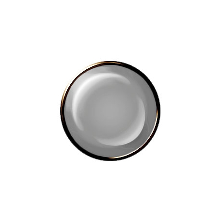 Brad Set #2 - Med Circle - Brass
