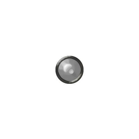Brad Set #2 - Small Circle - Burnished Metal