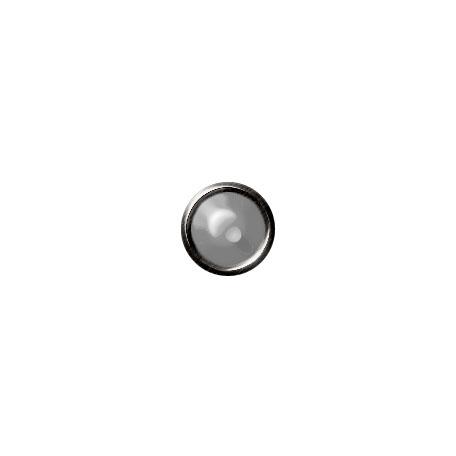 Brad Set #2 - Small Circle - Pewter