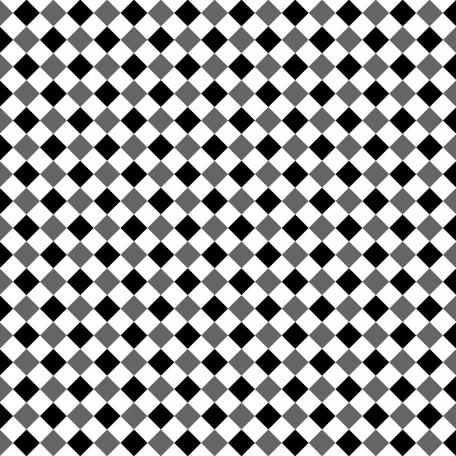 Gingham Paper - Half Inch Squares, Diagonal