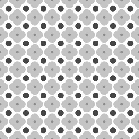 Quatrefoil 09 Paper Template - Large