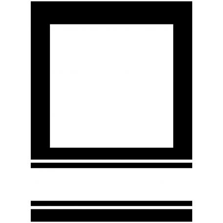 Frame Shape 32 - Layered