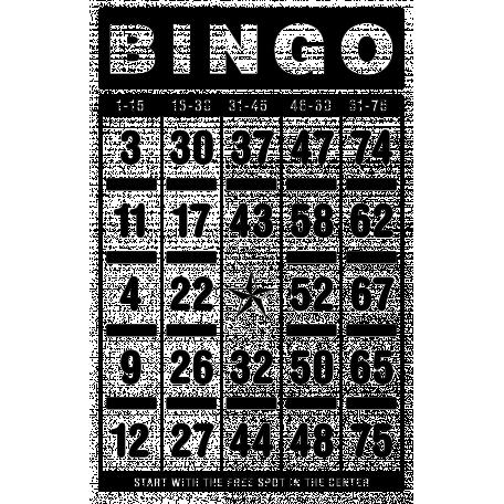 Bingo Template 04