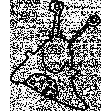 Alien 04 Template