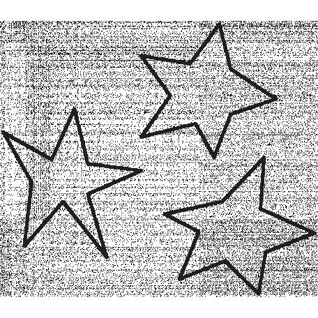Brush 027 - Star Of Wonder 005 Trio of Stars