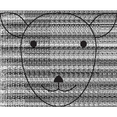 Sheep Face Illustration