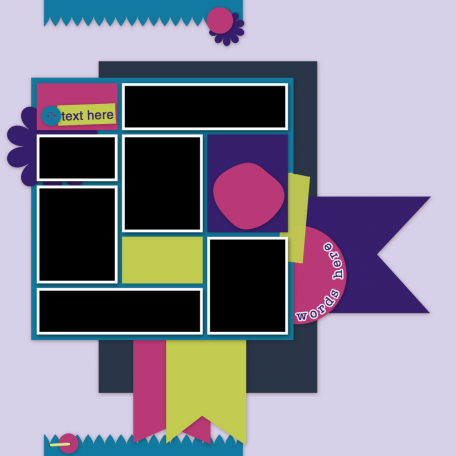 Layout Template 181