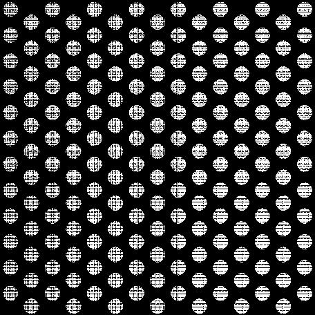 Polka Dots 21 - Cutout