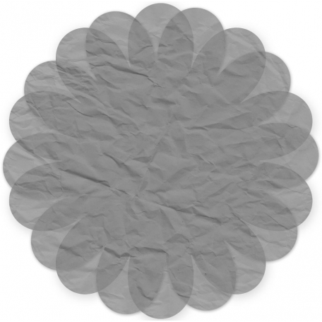 Paper Flower 12 - Tissue Paper